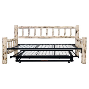 Montana Unfinished Trundle Bed Day Bed
