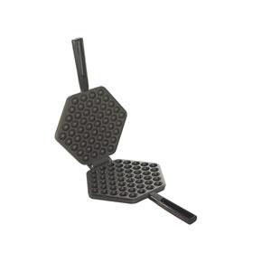 Black Waffle Puffs Pan