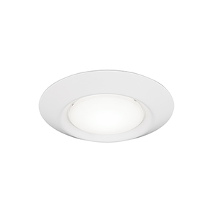 Traverse II White Seven-Inch LED Recessed Light