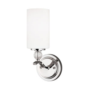 Englehorn Chrome Energy Star LED Bath Sconce