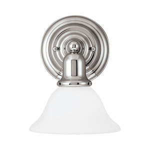 Sussex Chrome Energy Star LED Bath Sconce
