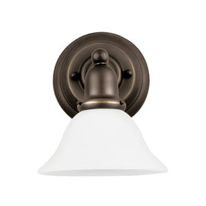 Sussex Heirloom Bronze Energy Star LED Bath Sconce