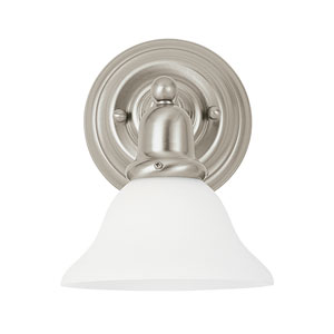 Sussex Brushed Nickel Energy Star LED Bath Sconce