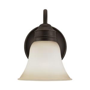 Gladstone Heirloom Bronze Energy Star LED Bath Sconce