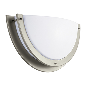 Nexus Brushed Nickel 20-Inch LED Bath Sconce