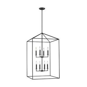 Perryton Blacksmith Eight-Light Pendant