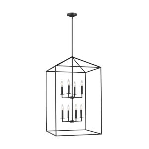Perryton Blacksmith Eight-Light Pendant Energy Star