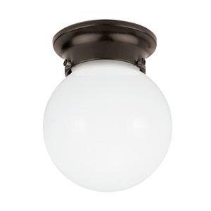Tomkin Heirloom Bronze Energy Star LED Flush Mount
