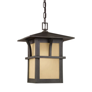 Medford Lakes Statuary Bronze Energy Star LED Outdoor Pendant