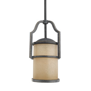 Roslyn Flemish Bronze Energy Star LED Mini Pendant