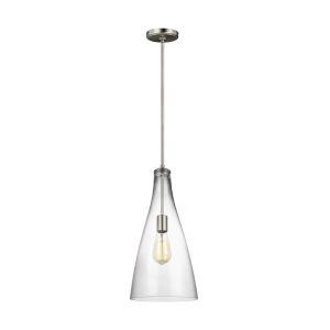 Arilda Brushed Nickel LED Mini Pendant