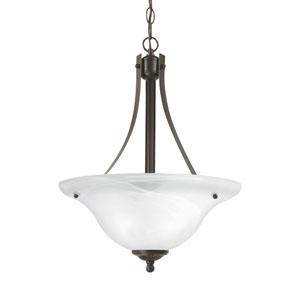 Windgate Heirloom Bronze Energy Star Two-Light LED Pendant