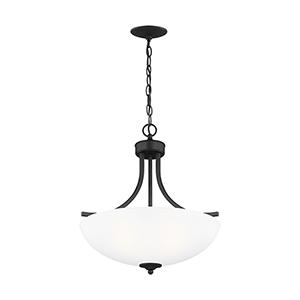Geary Blacksmith 19-Inch Three-Light Pendant