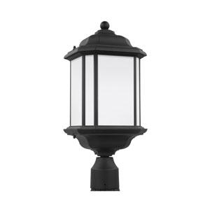 Kent Black Energy Star LED Outdoor Post Lantern