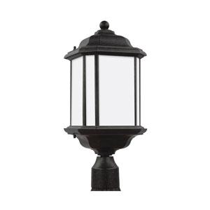 Kent Oxford Bronze Energy Star LED Outdoor Post Lantern