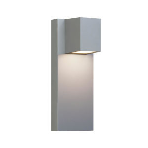 Bronze Two-Light LED Outdoor Wall Lantern