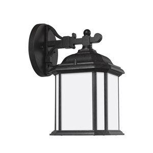 Kent Oxford Bronze Energy Star 12-Inch LED Outdoor Wall Lantern