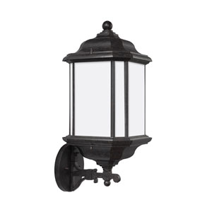 Kent Oxford Bronze Energy Star 19-Inch LED Outdoor Wall Lantern