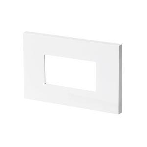 Vitra White LED Horizontal Step Light