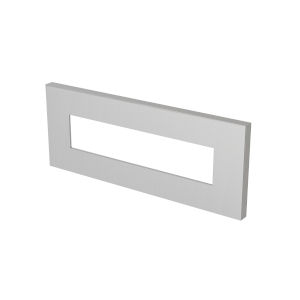 Vitra Satin Nickel LED Brick Light