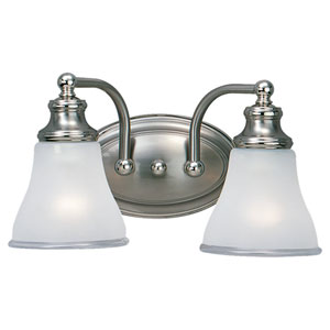 Alexandria Two-Light Bath Fixture