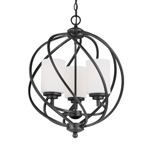 Goliad Blacksmith Three-Light Pendant