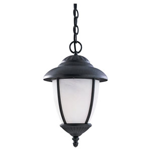 Yorktowne One-Light Outdoor Hanging Pendant