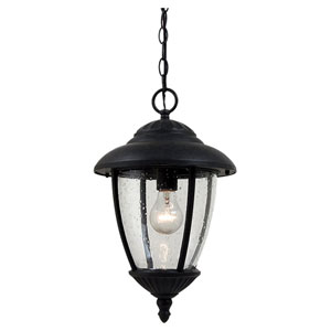 Lambert Hill Oxford Bronze Outdoor Pendant