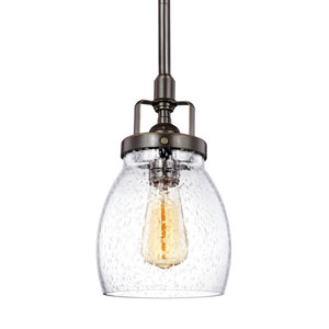 Belton Heirloom Bronze One-Light Mini Pendant