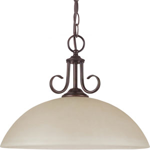 Lemont Burnt Sienna  One-Light Pendant