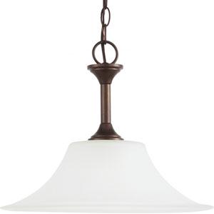 Holman Bell Metal Bronze  One-Light Pendant