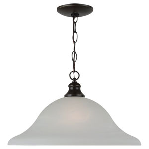 Windgate One-Light Heirloom Bronze Pendant