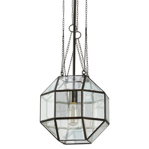 Lazlo Heirloom Bronze 22.25-Inch One Light Pendant