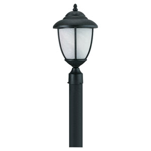 Yorktowne One-Light Outdoor Post Mount
