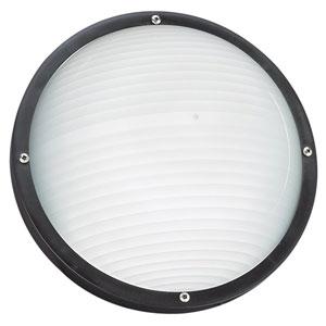 Bayside Black Outdoor Wall Lantern