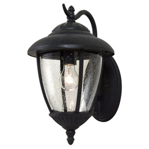 Lambert Hill Oxford Bronze Outdoor Wall Lantern