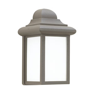 Mullberry Hill Bronze Outdoor LED Wall Sconce