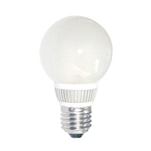 White LED 2.37-Inch with A19 Medium Base 2700K