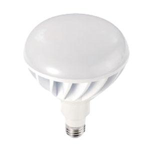 White LED with BR40 Medium Base 2700K