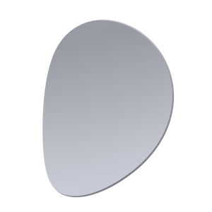 Malibu Discs Dove Gray 10-Inch Two-Light LED Sconce