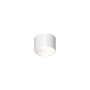 Ilios Satin White 6-Inch LED Flush Mount