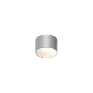 Ilios Dove Gray 6-Inch LED Flush Mount