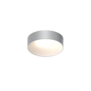 Ilios Dove Gray 10-Inch LED Flush Mount