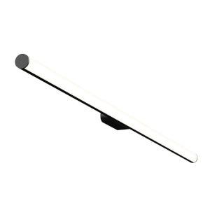Fino Satin Black 32-Inch LED Bath Bar