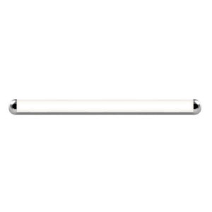 Radio Polished Chrome 40-Inch LED Bath Bar