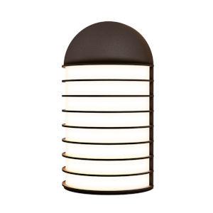 Lighthouse Textured Bronze Big LED Sconce