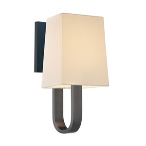 Cappio 5.5-Inch Rubbed Bronze Sconce