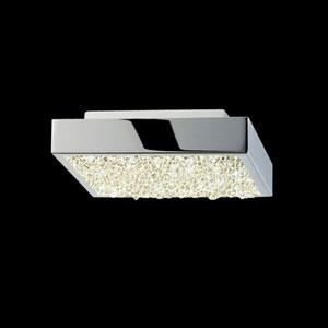 Dazzle Polished Chrome LED Surface Mount