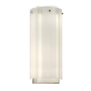 Velo Polished Chrome Three-Light Wall Sconce