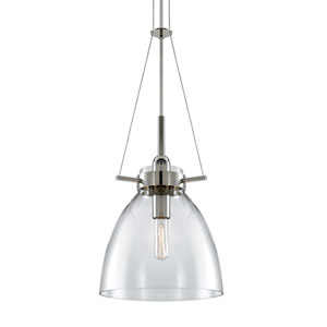 Castelli Polished Nickel One-Light Pendant
